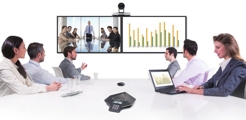 Videokonferenzsysteme