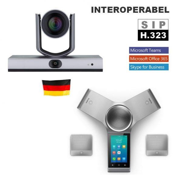 Sprecher Tracking Kamera